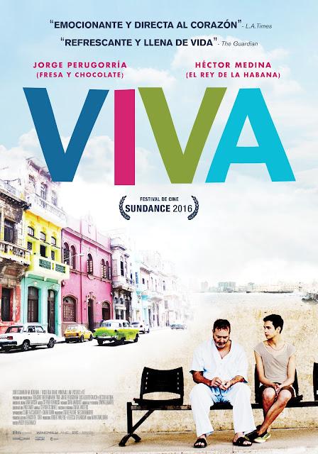 Póster y tráiler de 'VIVA', que inaugura el 31º Festival Internacional de Cine de Valencia Cinema Jove
