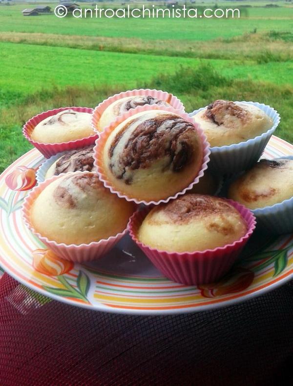Muffins della Montagna