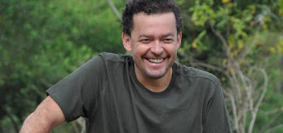 O jornalista Fernando Rocha aparecerá no SBT neste domingo (28), como participante do Passa ou Repassa