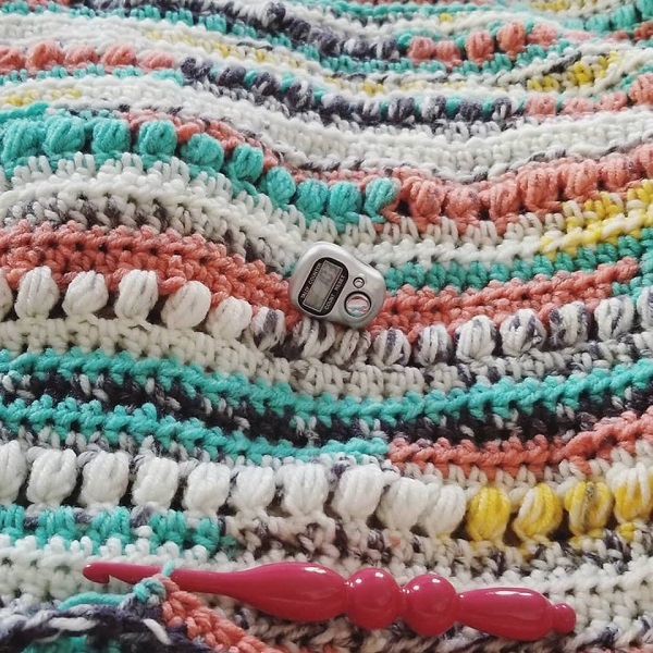 Painted Canyon Sawyer Scarf Sew Crafty Crochet