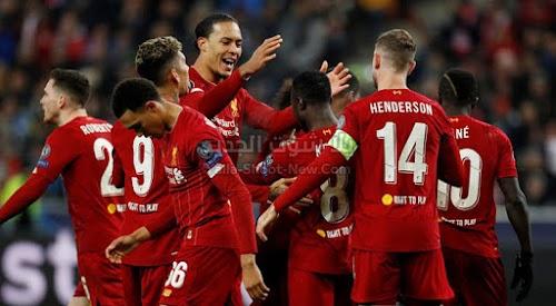 صلاح يقود ليفربول لدور ال 16 من دوري أبطال أوروبا كاول المجموعة بعد الفوز على ريد بول