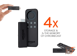 Amazon Fire TV Stick - Enjoy your Netflix shows