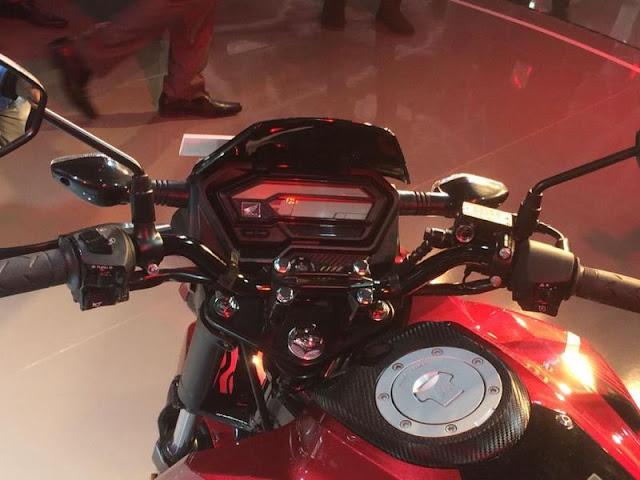Honda Ấn Độ tung ra mẫu xe côn tay X-Blade với giá chỉ từ 26 triệu đồng ảnh 3