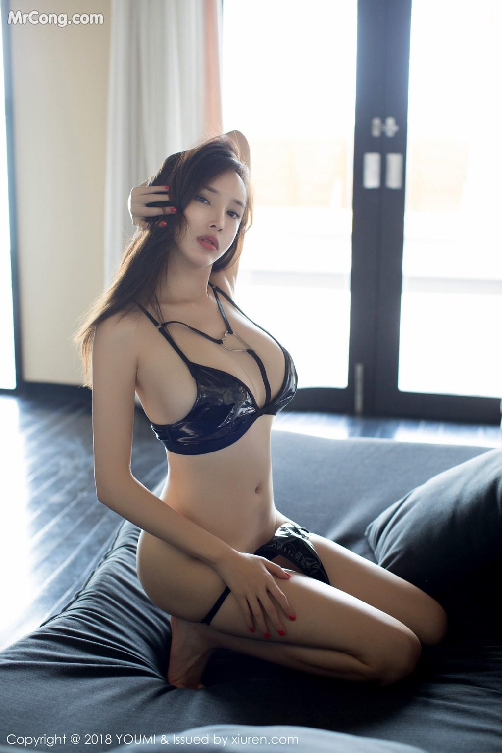 Image YouMi-Vol.237-Tu-Fei-Yuan-Ai-Cuo-Qiong-MrCong.com-009 in post YouMi Vol.237: Người mẫu 奶瓶土肥圆 (46 ảnh)