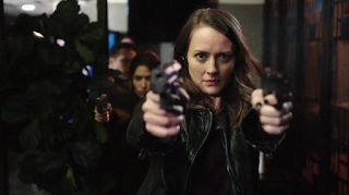 Amy Acker as Root - Person of Interest