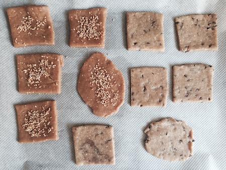 réduire ses déchets : faire soi-même ses biscuits sucrés