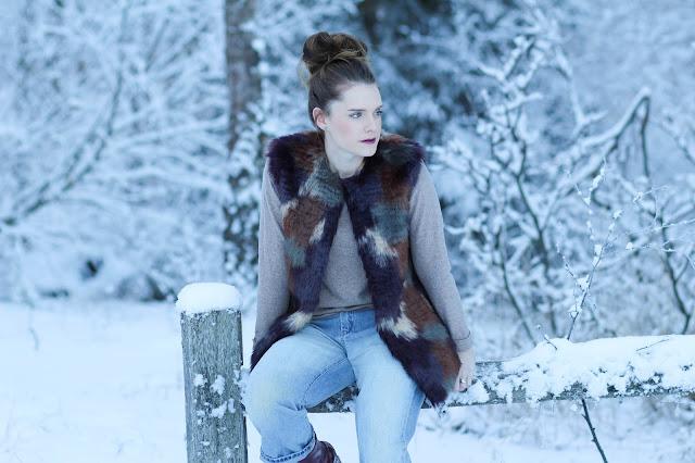 Winter Style- Alaska fashion