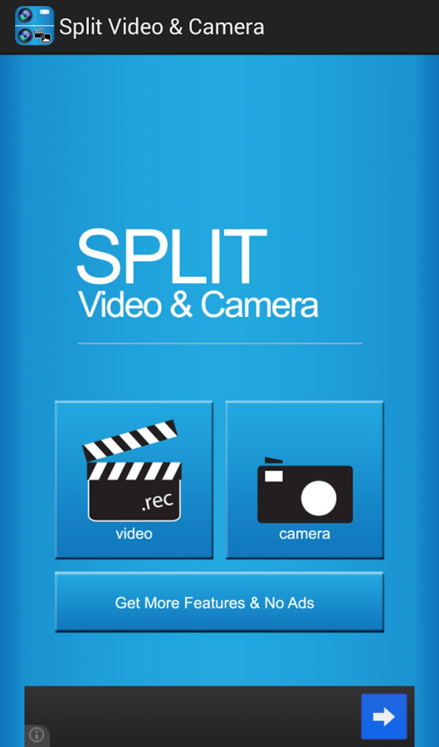 Split Video & Camera Apk For Android - Approm org Best site for MOD
