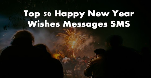 Happy New Year Messages And Greetings