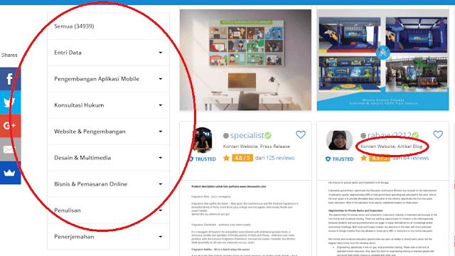 Bisnis Online Tanpa Modal Freelancer