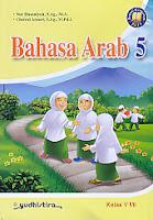ajibayustore  Judul Buku : Bahasa Arab 5