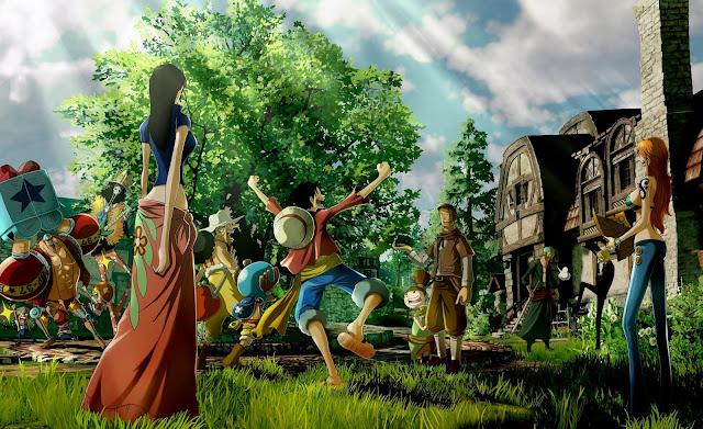 المراجعة الشاملة و تقييم للعبة One Piece World Seeker