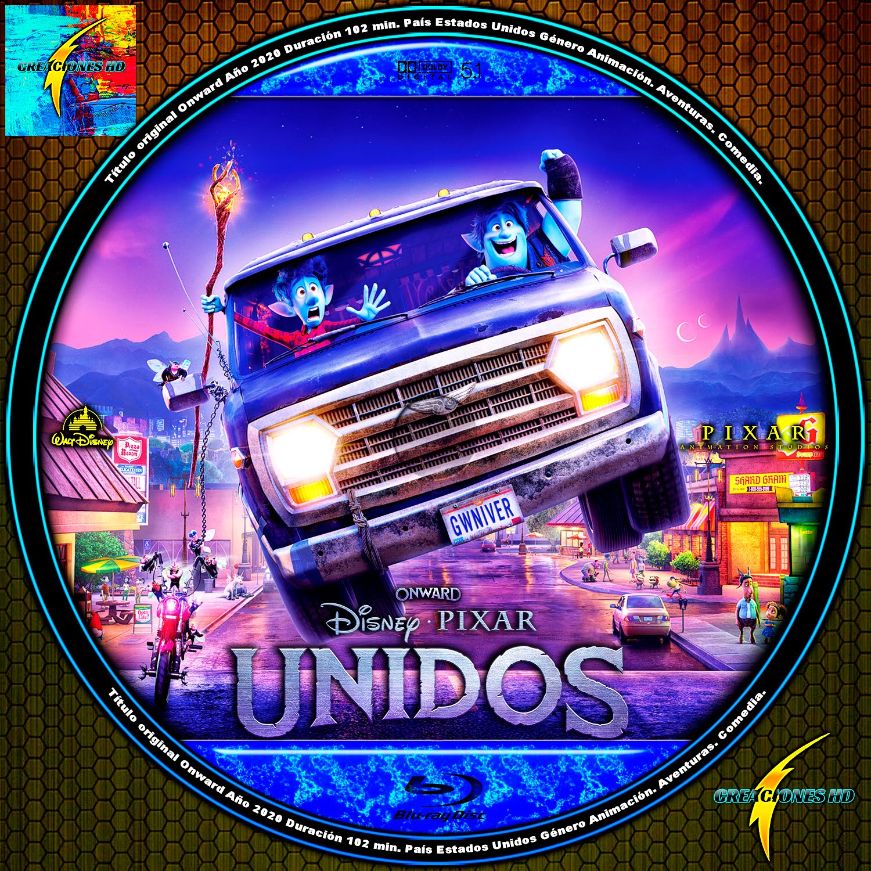 Onward UNIDOS GALLETA BY CREACIONES HD