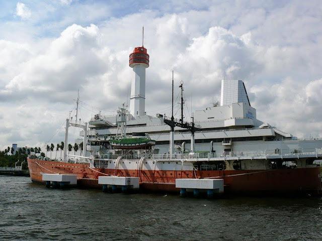 南極観測船宗谷 船の科学館