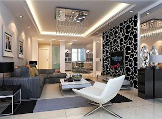Desain Interior Mewah Yang Cocok Untuk Rumah Anda