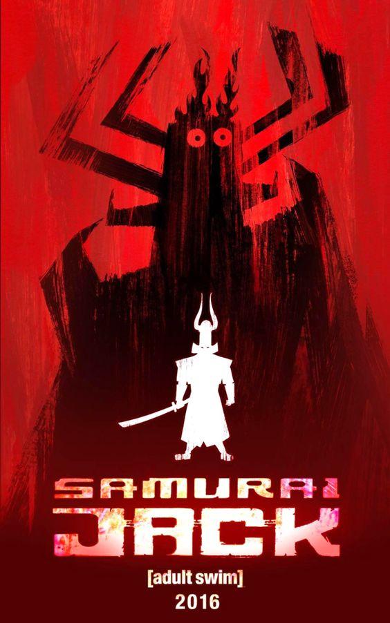 Samurai Jack Sezonul 5 Online Subtitrat în Română