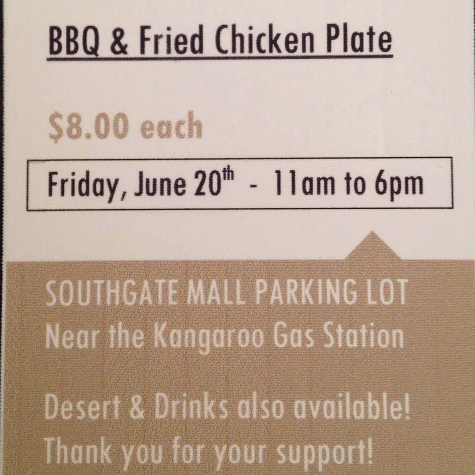 Bbq Plate Sale Ticket Template  Lunch Ticket Template