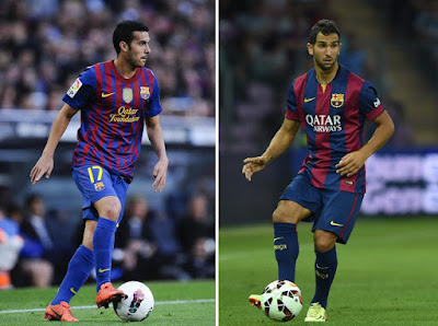 Arsenal to seal Pedro and Montoya deal