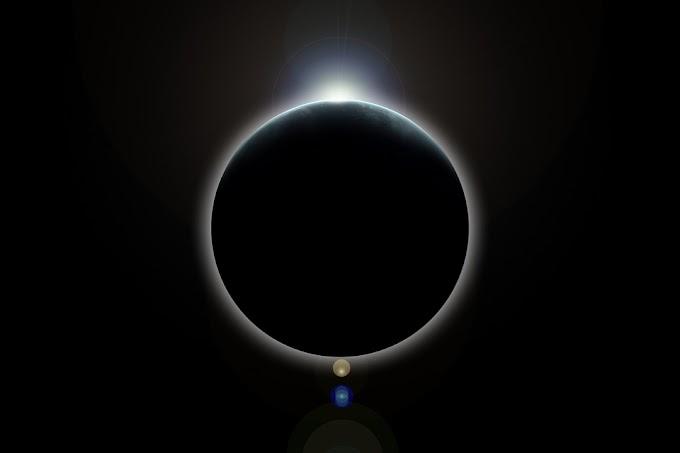 El eclipse apocalíptico de Agosto