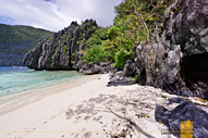 Secret Beach El Nido