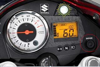 Inilah, Fungsi Mode Power Dan Eco Dari New Suzuki Satria Fu 150