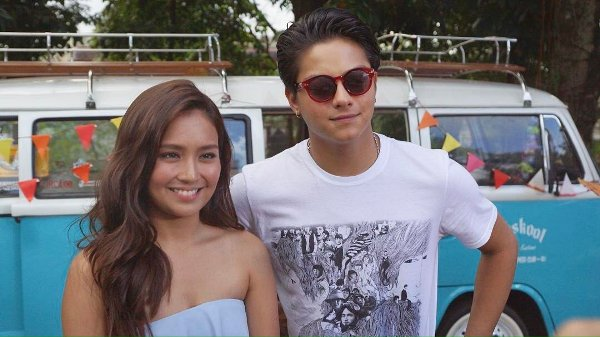 "Daniel Padilla and Kathryn Bernardo to play married couple in ""Can't Help Falling In Love"""