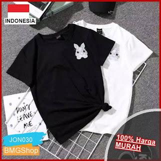 JON30 Baju Kaos Rabbit Tee Tumblr Tee BMGShop