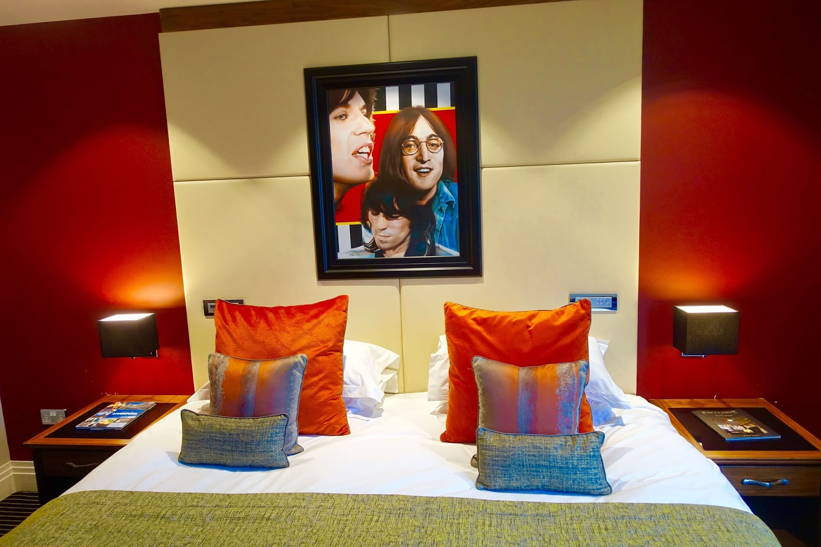 HDN Hotel Beatles themed tribute hotel