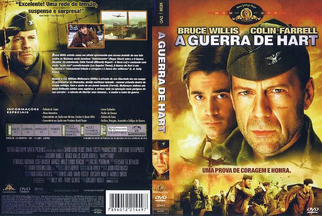 Capa DVD A Guerra de Hart