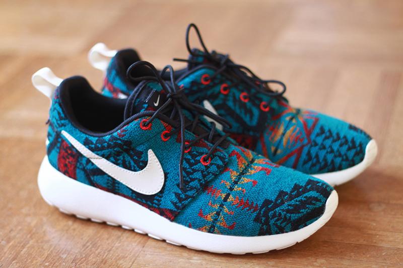 Tribal Roshe Run Shoes