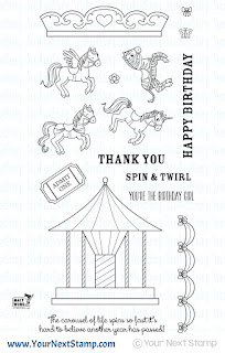 Spin and Twirl Carousel