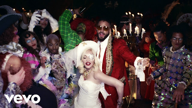 Madonna Unveils 'Medellín' Music Video feat. Maluma