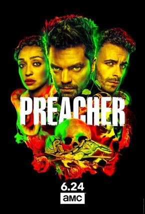 Preacher - 3ª Temporada Completa Séries Torrent Download capa