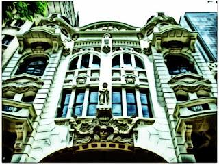 Fachada do Banco Safra, Porto Alegre
