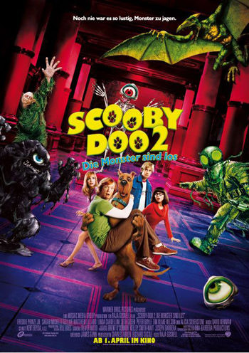 Scooby-Doo 2 2004 Dual Audio