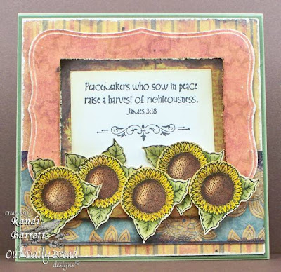 Our Daily Bread designs Happy Fall Designer Randi Barrett