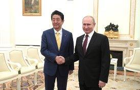 почему Путин и Абэ не договорились по Курилам