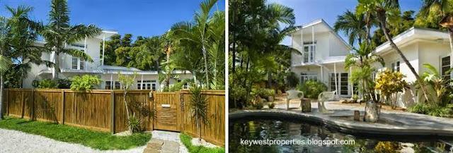Residencia Mid Century en Key West, Florida, Estados Unidos