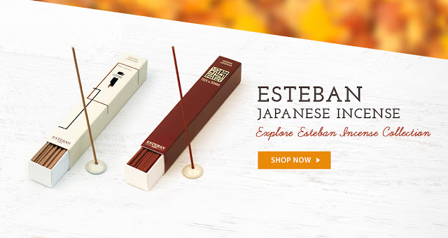 Explore Esteban Paris Japanese Incense