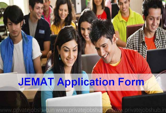 JEMAT Application Form