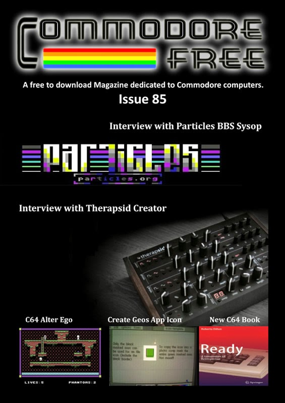 Commodore Free Magazine Issue 85 - 2014