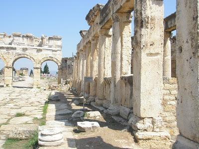 Hierápolis - Pamukkale - Turquia