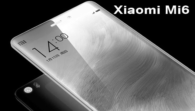 Revealed Great Version Xiaomi Mi 6