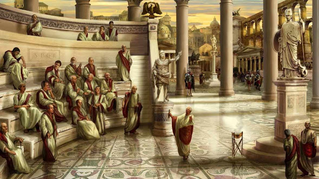 Senadoconsultos y Derecho romano