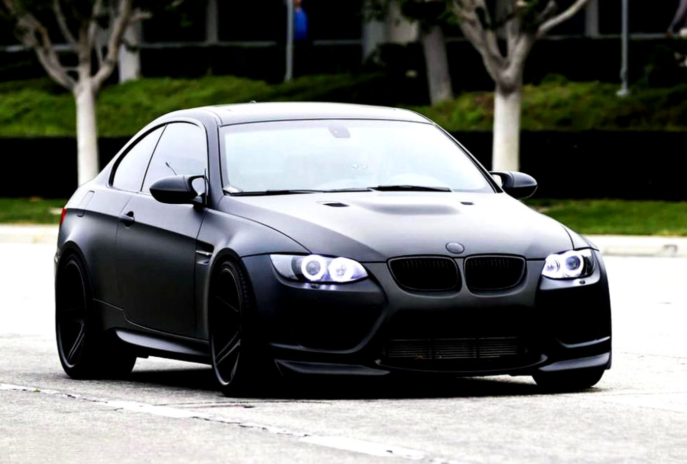 Bmw M3 2014 Coupe Black Hd Wallpapers For You