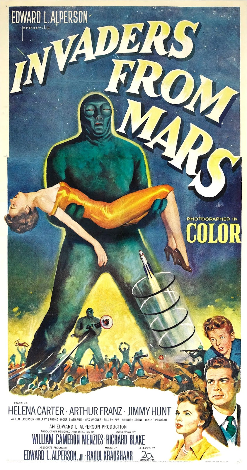 Happyotter Invaders From Mars 1953
