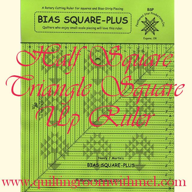 half square ruler