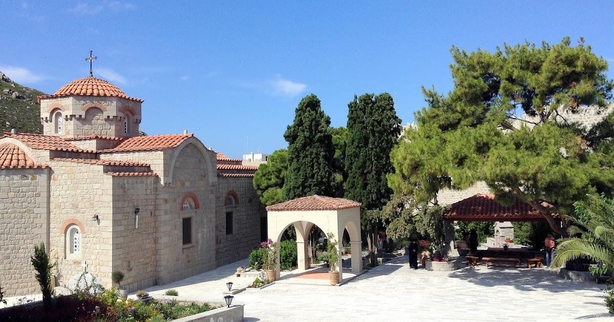 Eremi e monasteri di Patmos : Evangelismos