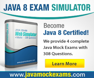 5 Free OCAJP8, OCPJP8 Mock Exams and Practice questions
