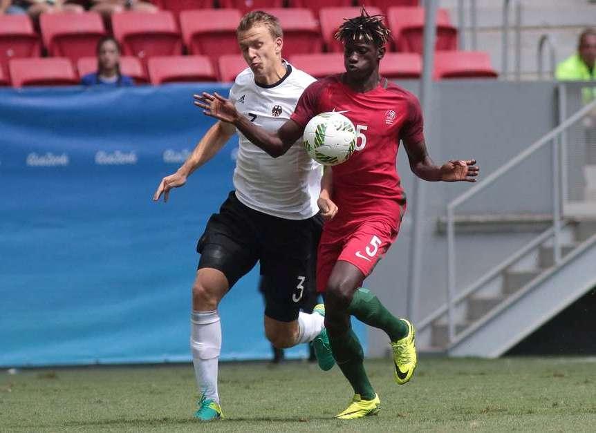 Blog Esportivo do Suíço  Alemanha goleia Portugal e avança às ... e271261ec8b8d